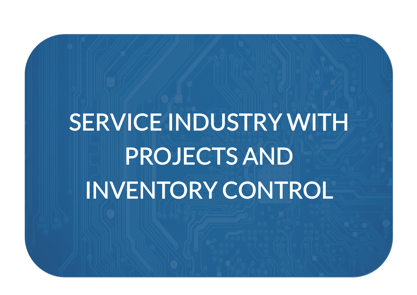 SERVICE INDUSTRY 1